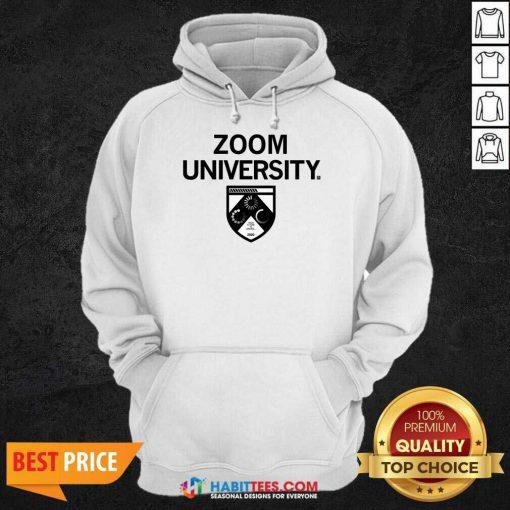 Awesome Zoom University 223 Hoodie