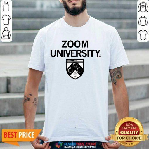 Awesome Zoom University 223 Shirt