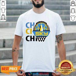 Funny 2020 Chicago Sky Fanatics Shirt