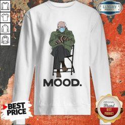 Funny Bernie Sanders Mittens Mood 022 Sweatshirt