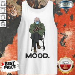 Funny Bernie Sanders Mittens Mood 022 Tank Top