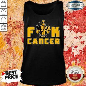 Funny Fuck Appendix Cancer Deadpool Funny 22 Tank Top