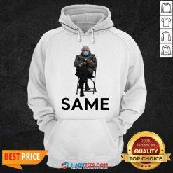 Good Bernie Sanders Mittens Same 2021 Hoodie
