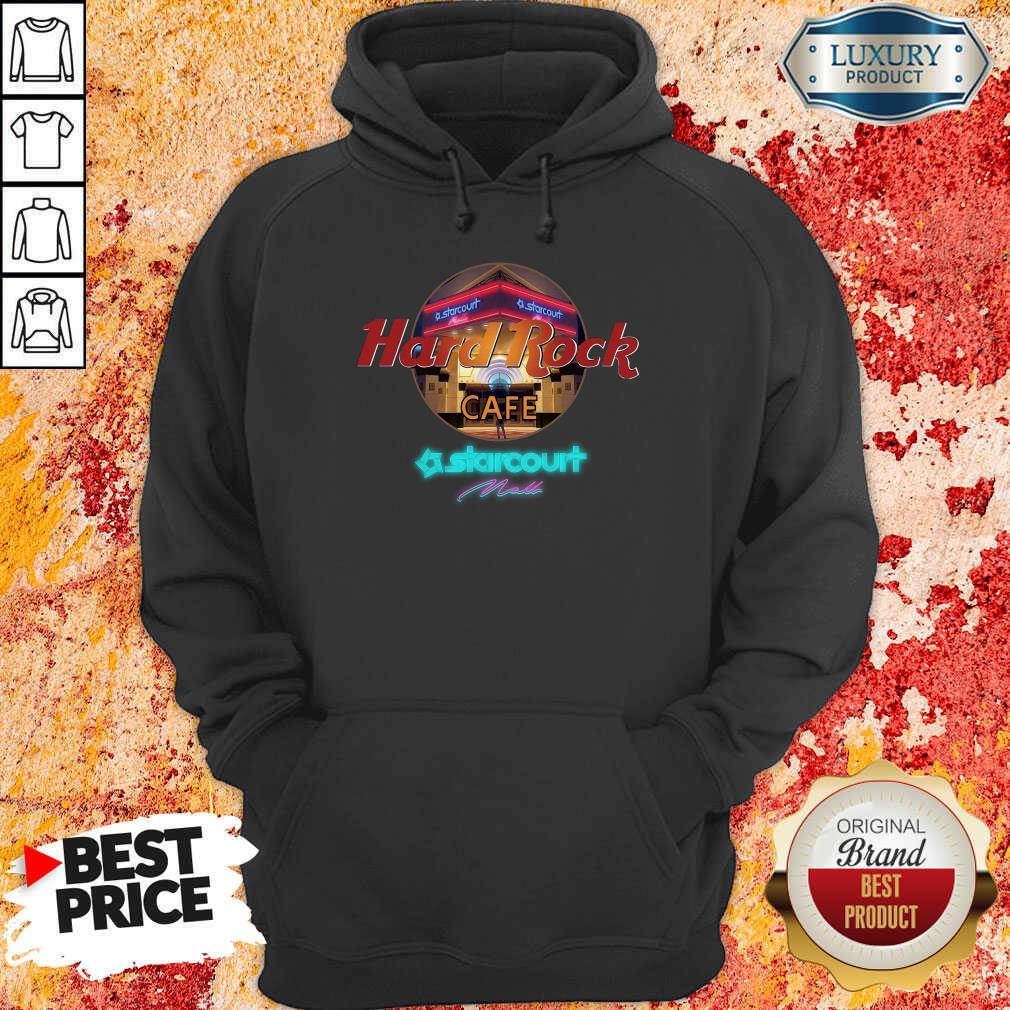 Good Hard Rock Cafe Starcourt Mall 022 Hoodie