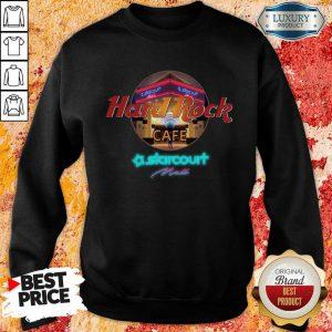Good Hard Rock Cafe Starcourt Mall 022 Sweatshirt