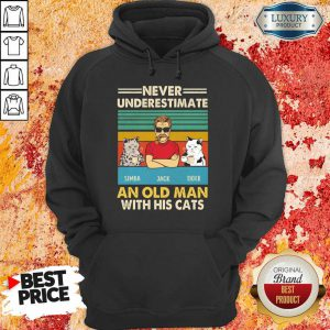 Good Simba And Jack And Tiger 1 Hoodie