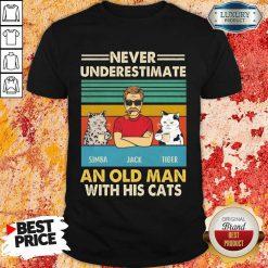 Good Simba And Jack And Tiger 1 Shirt