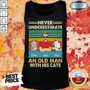 Good Simba And Jack And Tiger 1 Tank Top