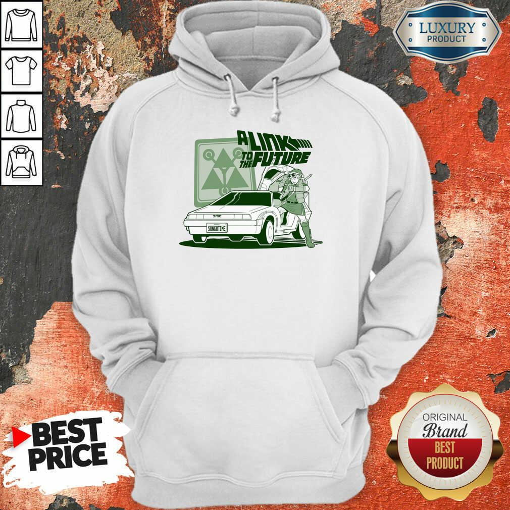 Hot A Link To The Future 023 Hoodie