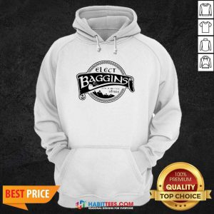 Hot Elect Baggins For A Better Shire 1 Hoodie - Desisn By Habittees.com