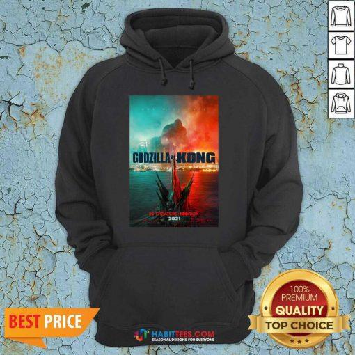 Hot Godzilla vs Kong Poster 1145 Hoodie