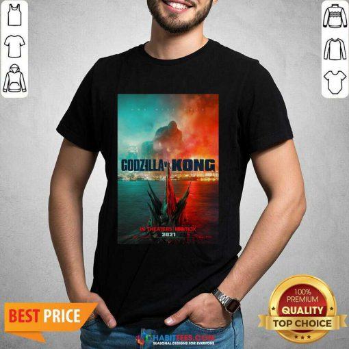 Hot Godzilla vs Kong Poster 1145 Shirt