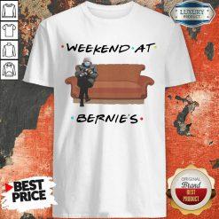 Hot Weekend At Bernies Wear Mask Covid 19 Shirt