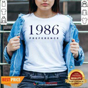 Official 1986 Preference Wonderful V-neck