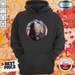 Official 46th Us President Joe Biden Hoodie