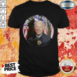 Official 46th Us President Joe Biden Shirt