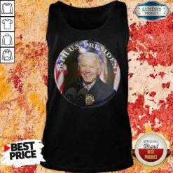 Official 46th Us President Joe Biden Tank Top
