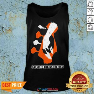 Official Bassist Against Racism 2021 Tank Top