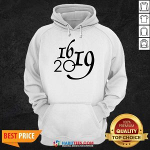 Official Why 1619 Matter Lives Matter Hoodie