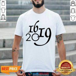 Official Why 1619 Matter Lives Matter Shirt