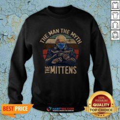 Premium Bernie Sanders Man Gloves Classic 65 Sweatshirt