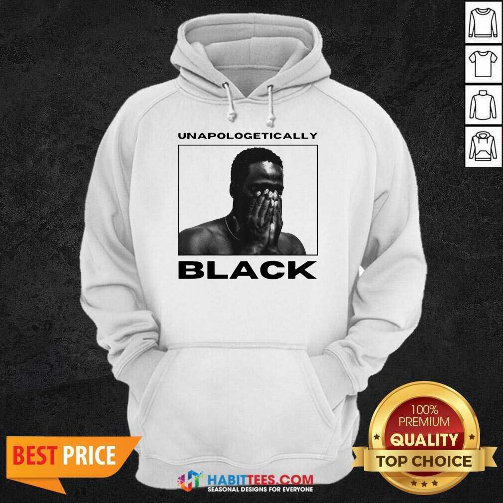 Premium Unapologetically Black Vip 1 Hoodie