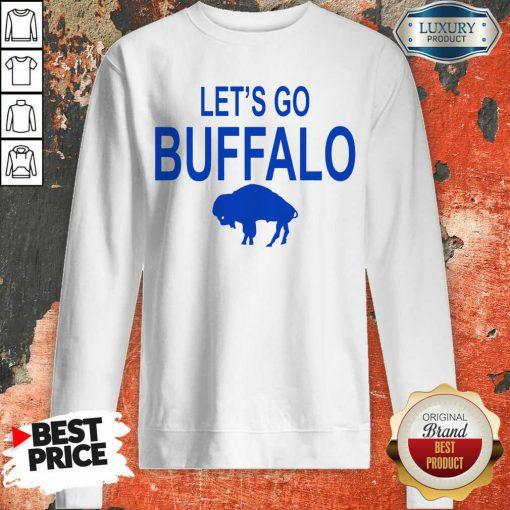 Top 2020 Lets Go Buffalo Bills Sweatshirt