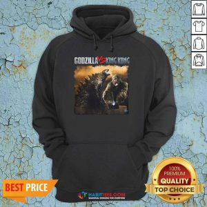 Top Classic Godzilla Vs King Kong New Tee 2 Hoodie
