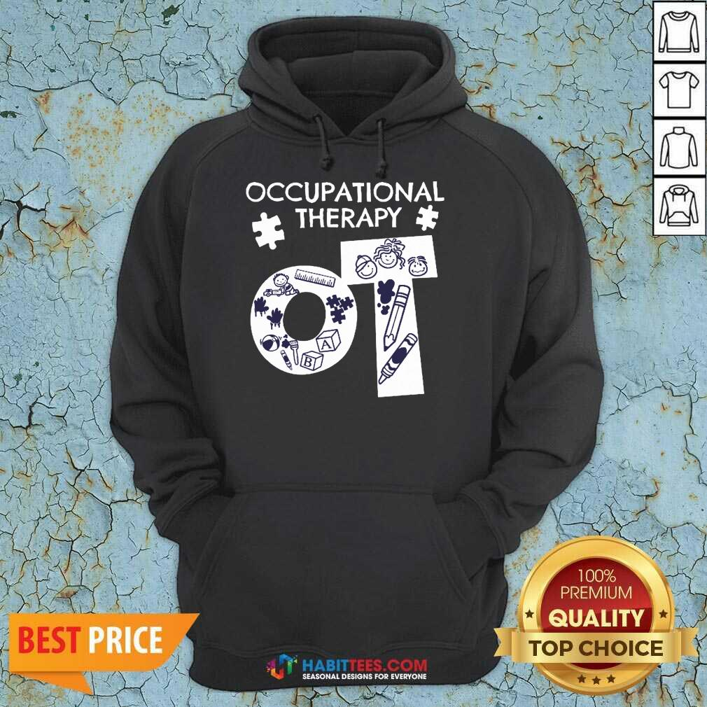 Awesome Occupational Therapy 3 Hoodie