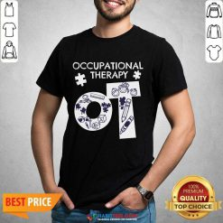 Awesome Occupational Therapy 3 Shirt
