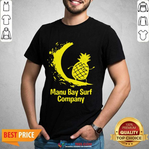 Good Manu Bay Surf Company 02 Shirt