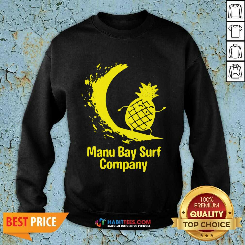 Good Manu Bay Surf Company 02 Sweatshirt