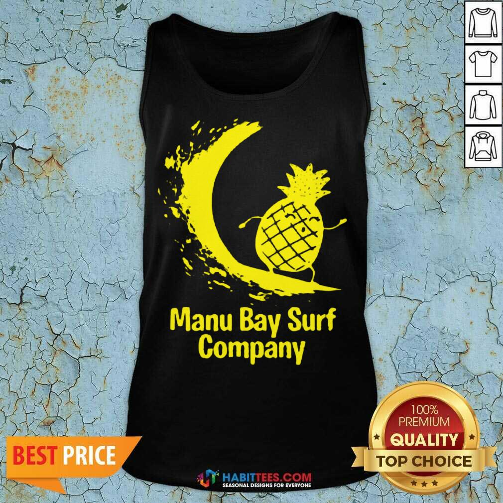 Good Manu Bay Surf Company 02 Tank Top