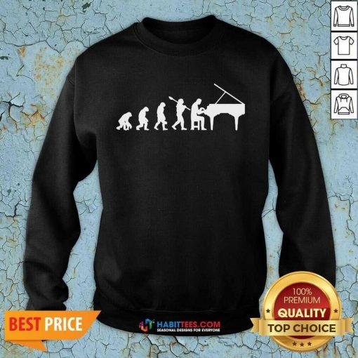 Good Musician Piano Great 033 Sweatshirt
