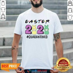 Good Super Easter 2020 Quarantined Shirt