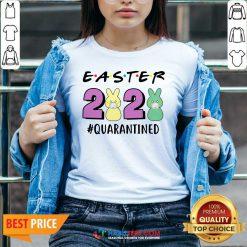 Good Super Easter 2020 Quarantined V-neck