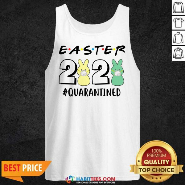 Official Easter 2020 Quarantined Tank Top