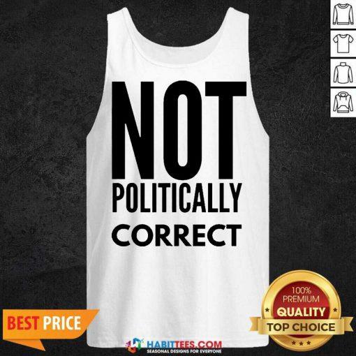 Official Not Politically Correct 44 Tank Top