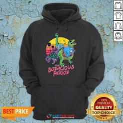 Perfect The Bodacious Period Slim Fit Hoodie
