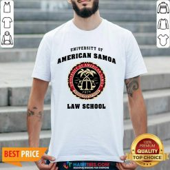 Premium University Of American Samoa Law School 2 Shirt