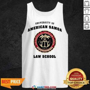 Premium University Of American Samoa Law School 2 Tank Top
