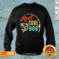 Top Fathers Day Fishing Reel Cool 10 Sweatshirt