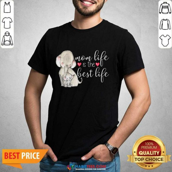 Top Mom Great Life Is The Best Life 10 Shirt